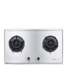 (無安裝)櫻花雙口檯面爐(與G-2522S同款)瓦斯爐桶裝瓦斯G-2522SL-X