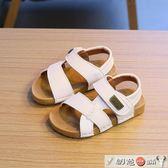 寶寶涼鞋男1-3歲防滑軟底 中小兒童涼鞋