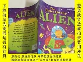 二手書博民逛書店The罕見Super Smelly ALIENY13534 The Super Smelly ALIEN Th