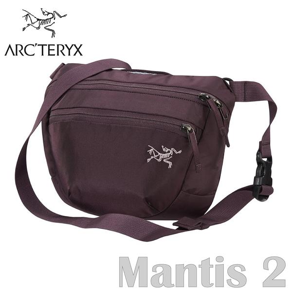 【ARC'TERYX 始祖鳥 Mantis 2L 多功能腰包《幻想紫》】25818/肩背包/隨身包/出國旅行