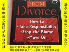 二手書博民逛書店Learning罕見From Divorce: How to T