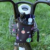 電動車前置掛物包 電瓶車掛包置物袋手機放置包 自行車收納兜掛袋 父親節特惠
