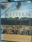 【書寶二手書T8/大學社科_PMM】Western Civilizations_Coffin, Stacey
