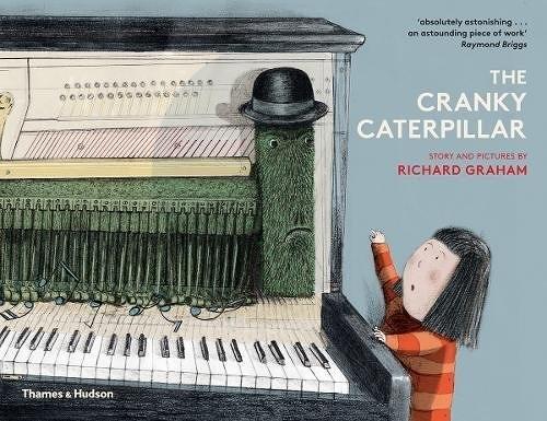 【麥克書店】THE CRANKY CATERPIILLAR /英文繪本 《主題:群族融合》