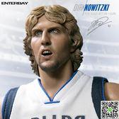 兵人模型ENTERBAY諾維茨基NBA球星手辦1/6兵人玩偶EB諾維斯基可動人偶模型 igo摩可美家