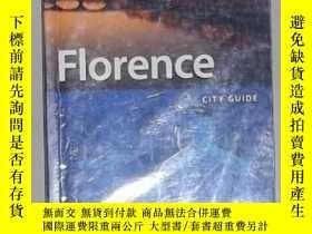 二手書博民逛書店英文原版罕見Lonely Planet Florence by