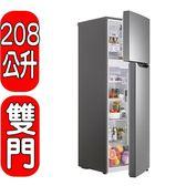 結帳更優惠★LG樂金【GN-L297SV】208L雙門變頻精緻銀冰箱