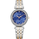 CITIZEN 星辰 LADY'S 晶鑽時尚石英女錶 ER0218-53L