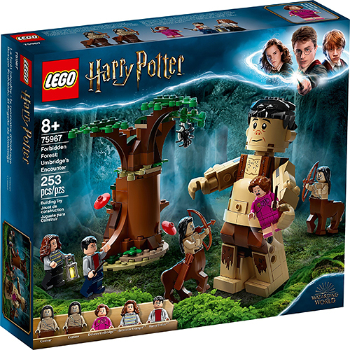 樂高積木 LEGO 《 LT75967 》Harry Potter 哈利波特系列 - Forbidden Forest: Umbridge's Encounter