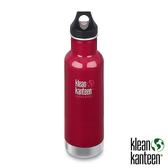 klean kanteen Classic Vacuum 經典44mm 窄口保溫瓶355ml『甜菜紅』K20VCPPL