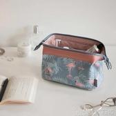 化妝包 韓國小號便攜女袋手拿簡約隨身化妝品收納盒   歌莉婭
