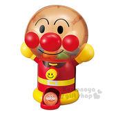 〔小禮堂〕麵包超人 扭蛋機玩具《紅.站姿》橘盒裝.轉蛋機 4971404-31460