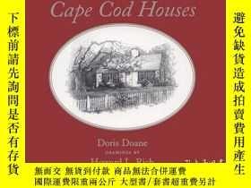 二手書博民逛書店A罕見Book of Cape Cod HousesY34646