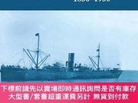 二手書博民逛書店The罕見Merchant Marine In International Affairs, 1850-1950奇