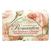 義大利 Nesti Dante 佛羅倫斯玫瑰牡丹皂(250g)【小三美日】手工皂