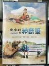 挖寶二手片-0B04-214-正版DVD-電影【史小旺的神奇筆】-(直購價)