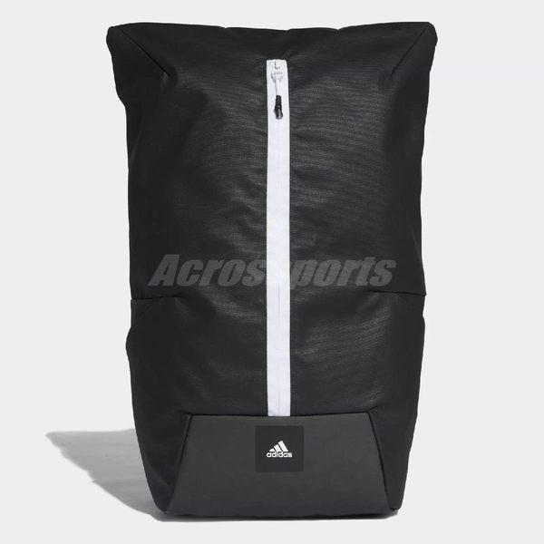 adidas 後背包 Z.N.E. Backpack 黑 白 專為運動員設計 防水材質 男女款 包包 【PUMP306】 CY6061