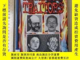 二手書博民逛書店Treacherous罕見traitors 危險的叛逆者 精裝