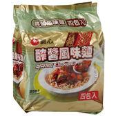 韓國農心醡醬風味麵560g【愛買】