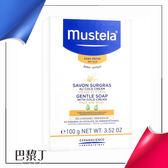 Mustela 慕之恬廊 高效滋養皂 100g【巴黎丁】