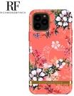 RF瑞典手機殼 金線框 -夢幻珊瑚花 iPhone 11 Pro 5.8吋 網美殼 保護殼