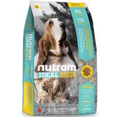 【寵物王國】nutram紐頓-I18體重控制犬(雞肉碗豆)13.6kg