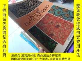 二手書博民逛書店Historic罕見Textile Patterns in Fu