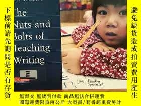 二手書博民逛書店The罕見Nuts &Bolts Of Teaching Writing - 2003 Publication