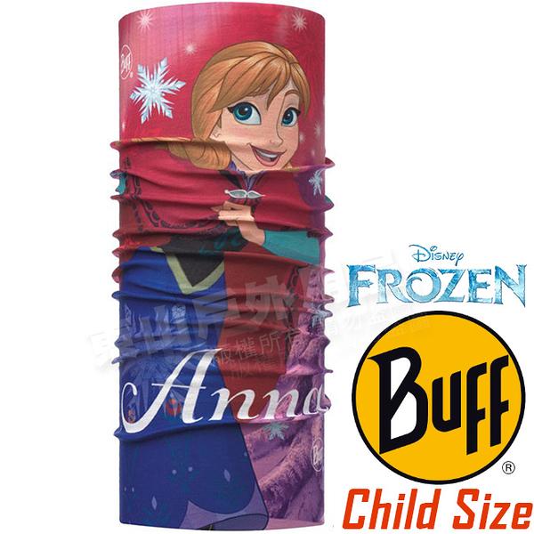 BUFF 115436_迪士尼授權-冰雪奇緣 Child Original 創意魔術頭巾 排汗脖圍 東山戶外