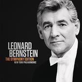 伯恩斯坦交響曲大全集-逝世20週年紀念限量發行(60CD)