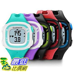 [美國直購] Garmin Forerunner 15 Bundle (有心跳計)  手錶 五色可選