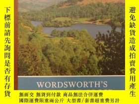 二手書博民逛書店Wordsworth s罕見Poetry and Prose (