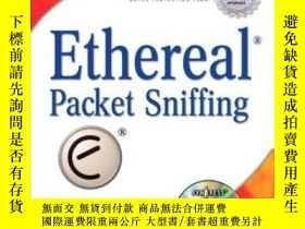 二手書博民逛書店Ethereal罕見Packet Sniffing (syngress)Y364682 Angela D. O