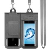 手機防水袋潛水套蘋果vivo觸屏雨游泳漂流裝備掛脖女通用保護包殼  魔法鞋櫃