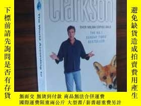 二手書博民逛書店The罕見World According to Clarkson