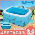 游泳池 現貨 充氣泳池 球池 兒童戲水池 兒童游泳池 家庭戲水池 戶外游泳池 室内露營泳池