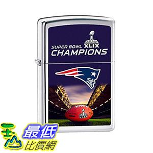 [美國直購] NFL Super Bowl XLIX Champions New England Patriots Zippo Lighter 打火機