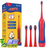 [8美國直購] 兒童電動牙刷 Sonic Rechargeable Kids Electric Toothbrush, 3 Modes B07NVBJLSC