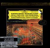 【停看聽音響唱片】【K2HD】Herbert von Karajan.Berliner Philharmoniker:Albinoni:Adagio.Pachelbel:Kanon