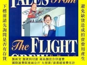 二手書博民逛書店Air罕見Travel Tales From The Flight Crew: The Plane Truth A