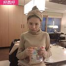 發帶韓國頭飾甜美歐美森女系chic個性網紅頭巾超仙寬可愛彈力百搭