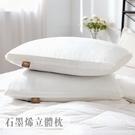 石墨烯立體枕 低溫遠紅外 抑菌健康 舒適睡眠 MIT 枕頭【金大器】