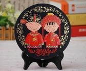 送朋友結婚禮物實用婚慶禮品婚房擺件訂婚禮物