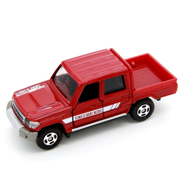 TOMICA 多美小汽車 EVENT MODEL NO.11 豐田Toyota LAND CRUISER 【鯊玩具Toy Shark】