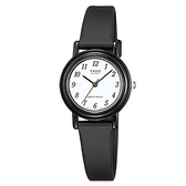【CASIO】 超薄經典優雅指針錶-數字白面(LQ-139BMV-1B)