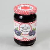 義大利 【Fini 】黑莓果醬 340g