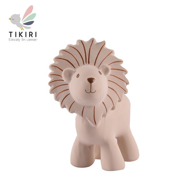 【愛吾兒】斯里蘭卡 Tikiri 搖鈴固齒玩具-獅子 (96012)