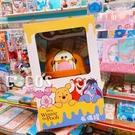 正版 迪士尼 小熊維尼系列 跳跳虎 布偶罐存錢筒 收納罐 存錢筒 儲蓄罐撲滿 COCOS FG660