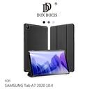 【愛瘋潮】DUX DUCIS SAMSUNG Tab A7 2020 10.4 DOMO 皮套 支架可立 平板 保護套
