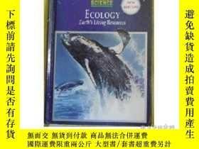 二手書博民逛書店Ecology:罕見Earth s Living Resourc